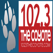 102.3 The Coyote WRHL-Logo