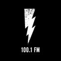 The Lightning 100-Logo