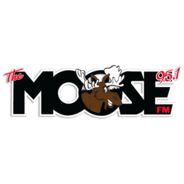 The Moose 95.1-Logo