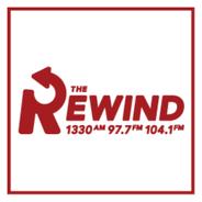 The Rewind KVOL-Logo