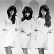 """Girlgroups wie die """"Ronettes"""" gab es eine Zeitlang wie Sand am Meer"""