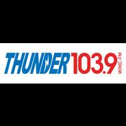 Thunder 103.9 FM WIMC-Logo