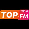 TOP FM 106.8-Logo