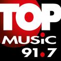 Top Music 91.7-Logo