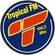 Tropical FM 106.3-Logo