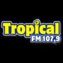 Tropical FM 107.0-Logo