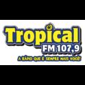 Tropical FM 107.9 -Logo