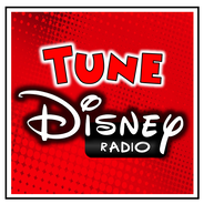 Tune Disney Radio-Logo