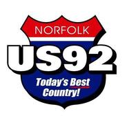 US92 Radio-Logo