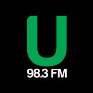 Ultra 98.3-Logo