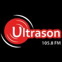 Ultrason 105.8 FM-Logo