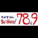 Umeda FM - Be Happy 78.9-Logo
