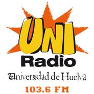 Uniradio - Universidad de Huelva-Logo