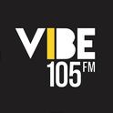 VIBE 105-Logo