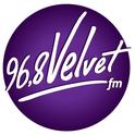 Velvet 96.8-Logo