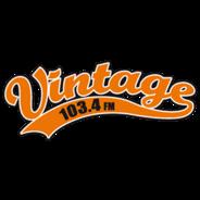Vintage 103.4-Logo