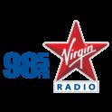 Virgin Radio 98.5 CIBK-Logo
