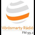 Vörösmarty Rádió-Logo