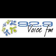 92.9 Voice FM-Logo