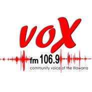 Vox FM 106.9-Logo