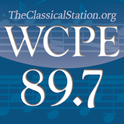 WCPE The Classical Station-Logo