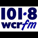WCR FM 101.8-Logo