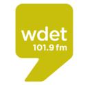WDET FM 101.9-Logo