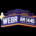 WEBR Radio-Logo