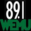 WEMU 89.1-Logo