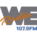 WE Radio 107.9-Logo
