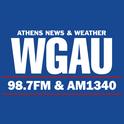 WGAU Radio-Logo