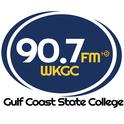 WKGC Public Radio 90.7-Logo