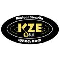 WKZE Radio 98.1-Logo