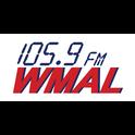 WMAL 105.9-Logo