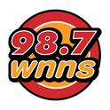 98.7 WNNS-Logo