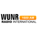 WUNR Radio International-Logo