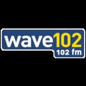 Wave 102-Logo