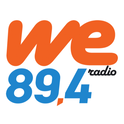 We Radio 89.4-Logo