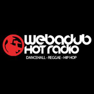 Webadub Hot Radio-Logo