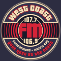 West Coast FM 107.7-Logo
