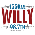 Willy 1550 & 98.7-Logo