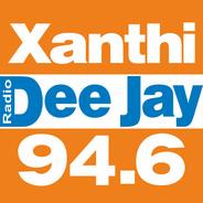 Xanthi Radio Deejay-Logo