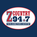 Z-Country 94.7 KZAL-Logo