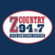 Z-Country 94.7 KZAL-Logo