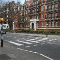 """Das Beatles-Album """"Abbey Road"""" hätte genauso gut nach der Zigarettenmarke des Ton-Ingenieurs statt nach der Straße, in der die Aufnahmestudios liegen, benannt werden können"""
