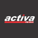 Activa FM 93.5-Logo