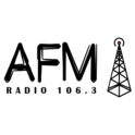 AFM Radio 106.3-Logo