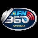 AFN 360 Internet Radio Italy-Logo