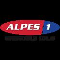 Alpes 1-Logo