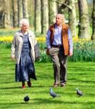 Eine neue Hüfte für Oma bringt neue Lebensfreude